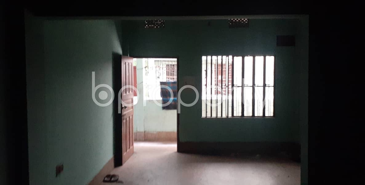Comfortable Residence Is Ready To Rent In Kazir Dewri, Covering 1000 Sq Ft Space