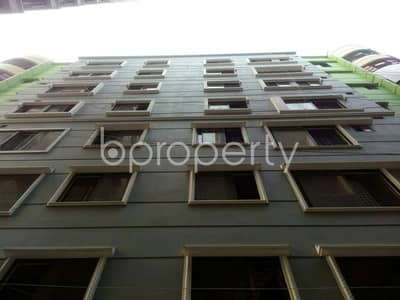 800 SQ FT flat for sale in Cantonment near Baitul Falah Jamia Mosque