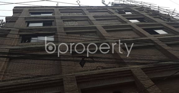 Office for Rent in Mirpur, Dhaka - 2200 Square Ft Office Space Is For Rent At Begum Rokeya Avenue, Shewrapara