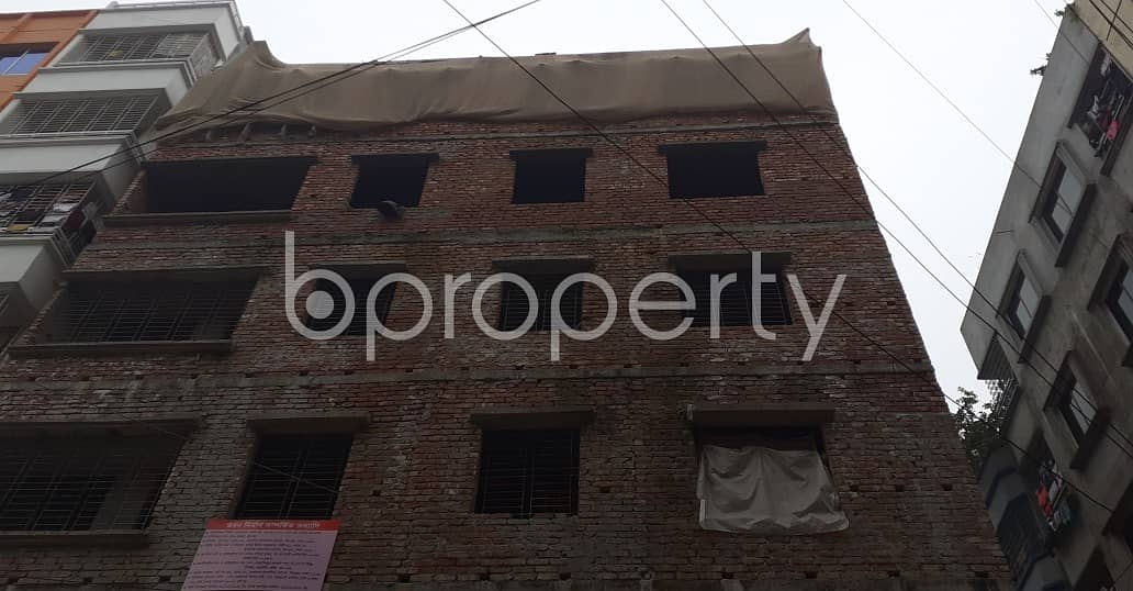 At Rupnagar R/A, flat for Sale close to BUBT