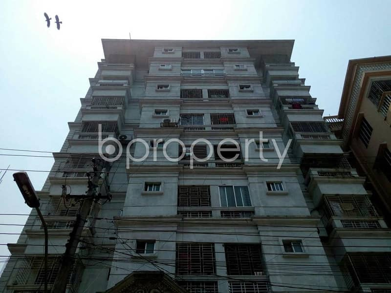 1320 SQ Ft apartment for sale is all set for you to settle in Matikata close to Kalshi Jame Masjid
