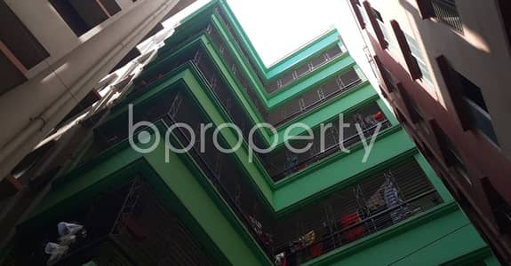 3 Bedroom Flat for Rent in Agargaon, Dhaka - Live In This Well Designed Flat Of 900 Sq Ft Which Is Up For Rent In Agargaon