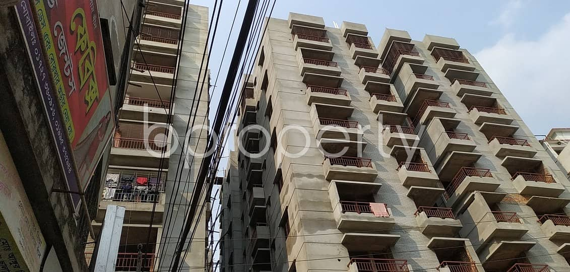 Evaluate This 1356 Sq Ft Residential Flat For Sale At Matabbar Road