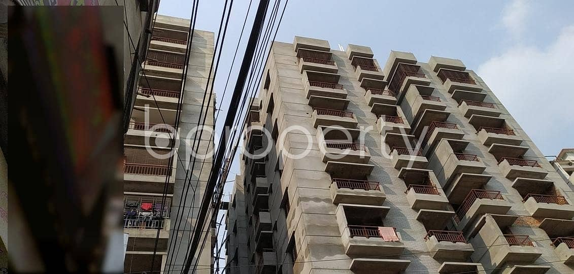 Evaluate This 1356 Sq Ft Residential Flat For Sale At Uttar Badda