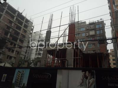 3 Bedroom Flat For Sale At Bashundhara R-a Near Ebenzer International School