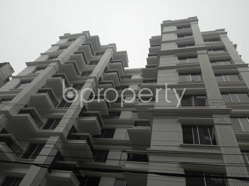 2350 Sq. Ft Flat For Sale At Bashundhara R-a Near Ebenzer International School