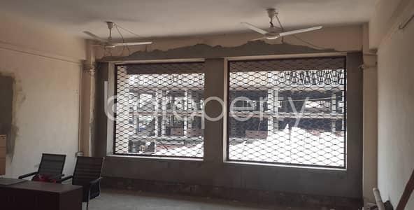 ভাড়ার জন্য এর অফিস - ২২ নং এনায়েত বাজার ওয়ার্ড, চিটাগাং - A Nice And Medium Sized 1000 Sq Ft Commercial Space Is Available For Rent At Nandan Kanan