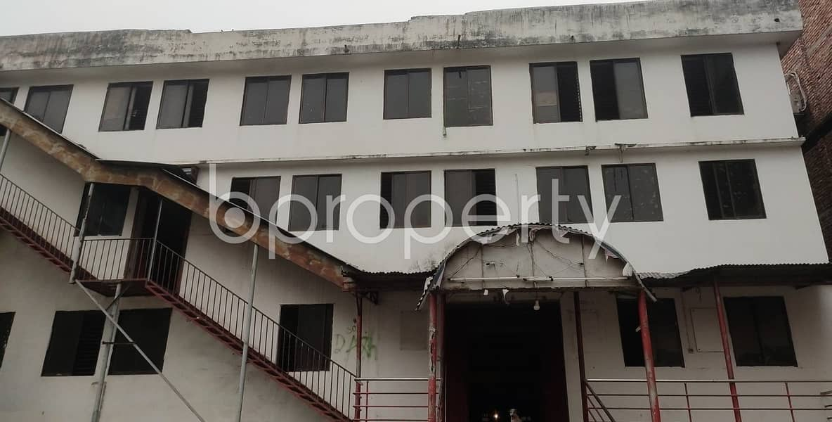 6000 Square Feet Commercial Space Is Up For Rent At Kathalbagan