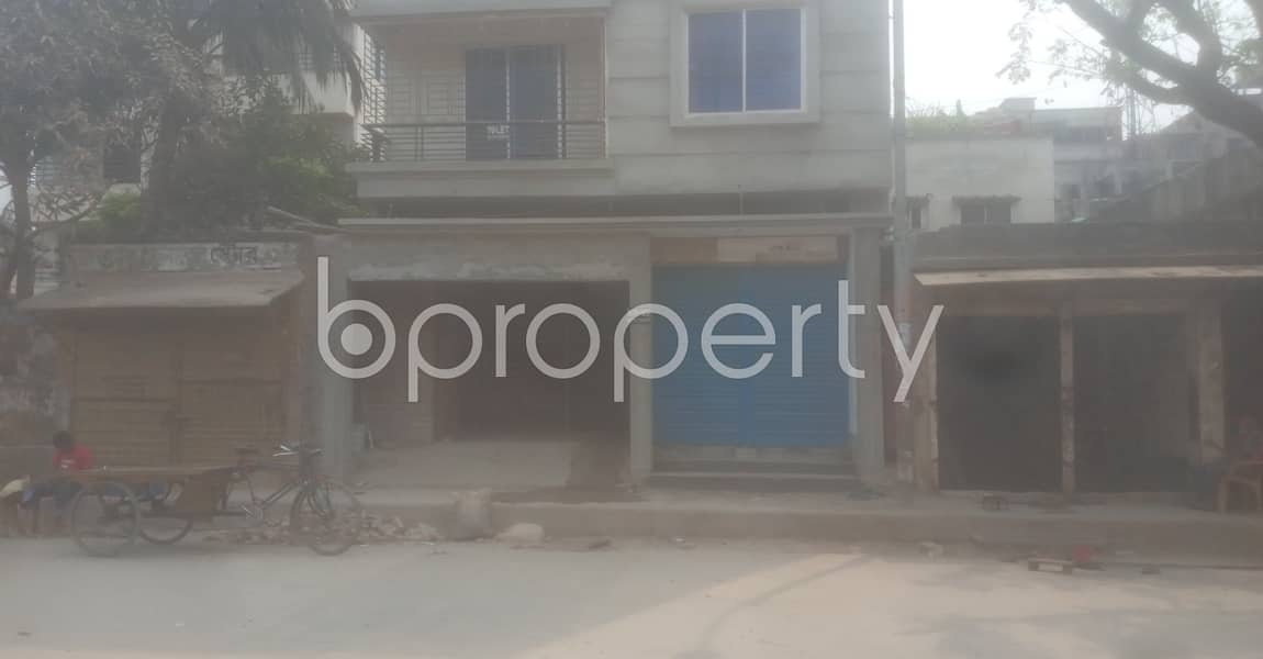 View This 100 Square Feet Commercial Shop To Rent At Mohammadpur