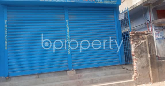Office for Rent in Halishahar, Chattogram - 250 Sq Ft Shop Is Up For Rent At Halishahar