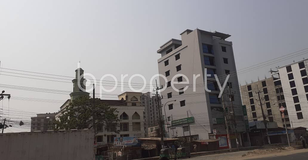 Evaluate This 1850 Sq Ft Commercial Apartment Ready For Rent At Halishahar