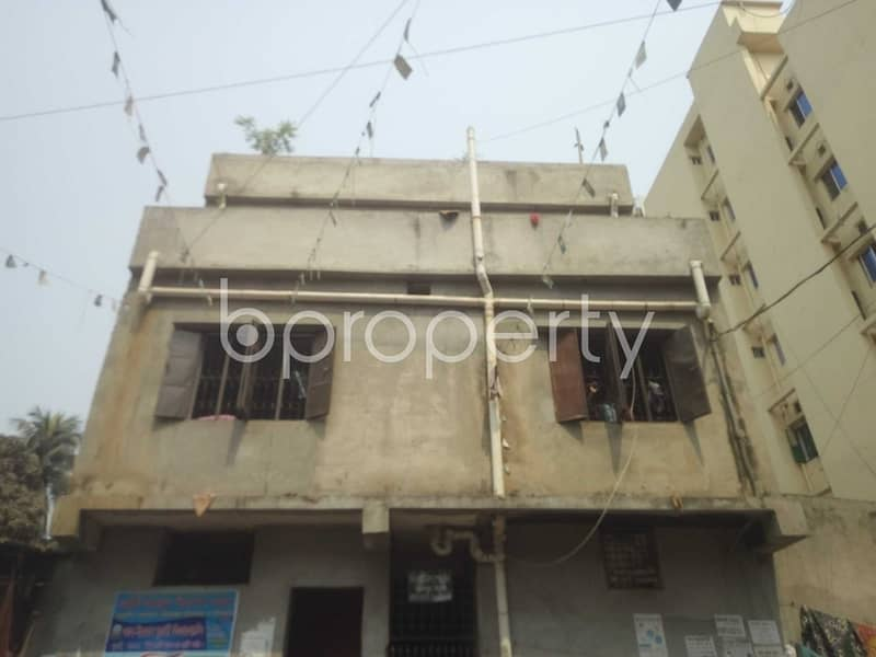1000 Sq Ft Commercial Warehouse Is Up For Rent At Mirpur, Section 10