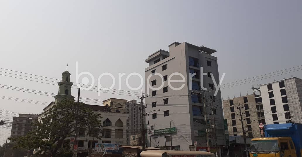 View This 1850 Sq Ft Commercial Apartment Ready For Rent At Halishahar