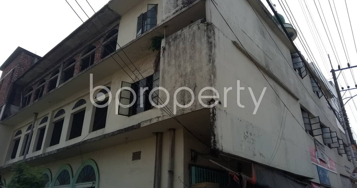 2700 Sq Ft Ready Commercial Office Rent At Baluchara.
