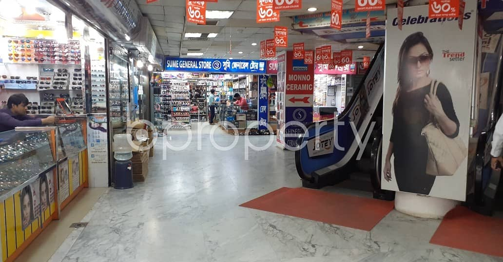 235 Sq Ft Well Defined Shop Is Now Vacant To Rent In Gulshan Avenue With Satisfactory Price.