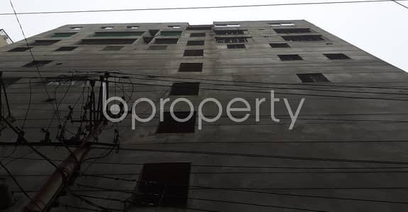 1 Bedroom Flat for Rent in New Market, Dhaka - An Apartment Is Ready For Rent At New Market, Near Aeroplane Mosjid