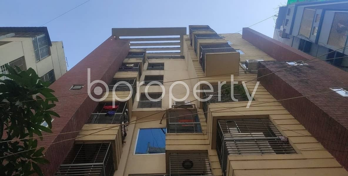 Check Out This 1150 Square Feet Flat For Sale At Kalabagan