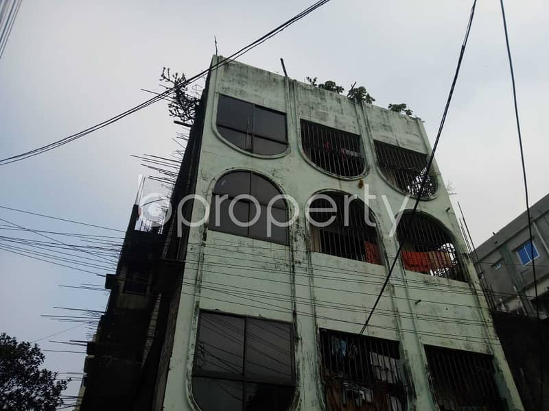A Commercial Office Is Available For Rent In Halishahar Nearby Khalpar Mosque