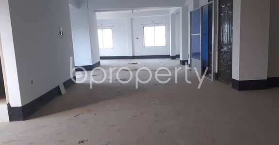 Apartment for Rent in Dakshin Khan, Dhaka - 2000 Square Feet Large Commercial Apartment For Rent At South Chalabon.