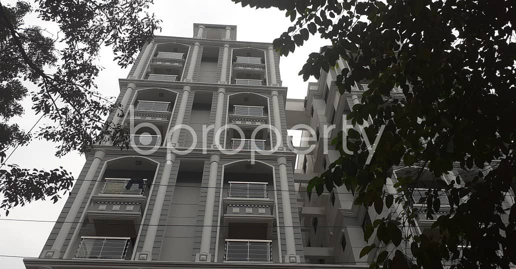 Check This Apartment Up For Sale At Dhanmondi Near Sunnydale School Senior Section
