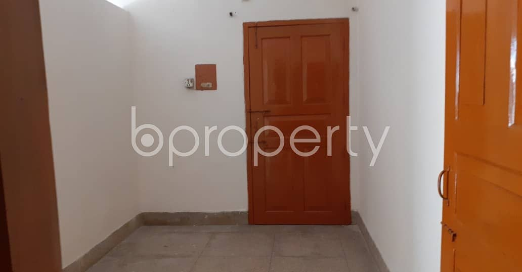 A Nice And Comfortable 900 Sq Ft Flat Is Up For Rent In Kotwali