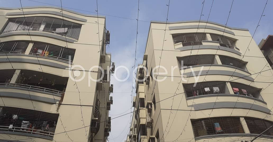 Check This Apartment Up For Sale At Dhanmondi Near Eastern University