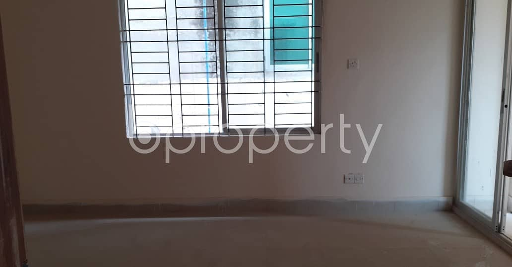 1050 Sq Ft Ready Flat Is Up For Sale At Khilkhet
