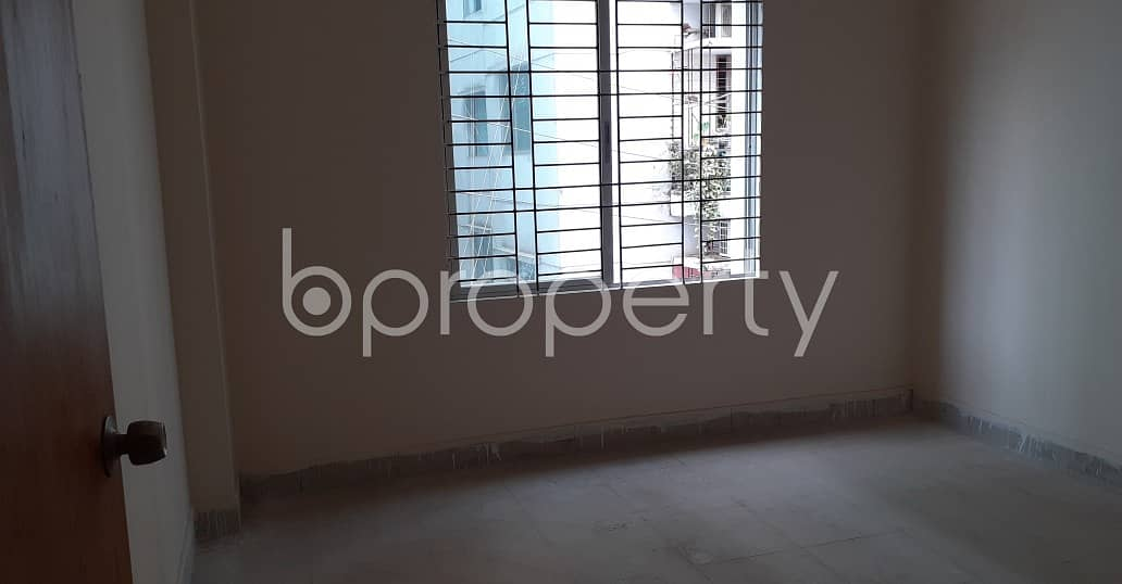 1050 Sq Ft Flat Is Up For Sale At Khilkhet