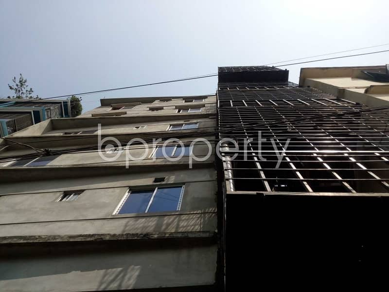 Grab This Lovely Flat Of 850 Sq Ft Is Up For Sale In Tongi Before It's Sold Out