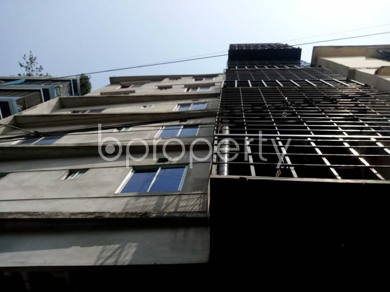Buy This Nice Flat Of 850 Sq Ft, Which Is Located At Tongi