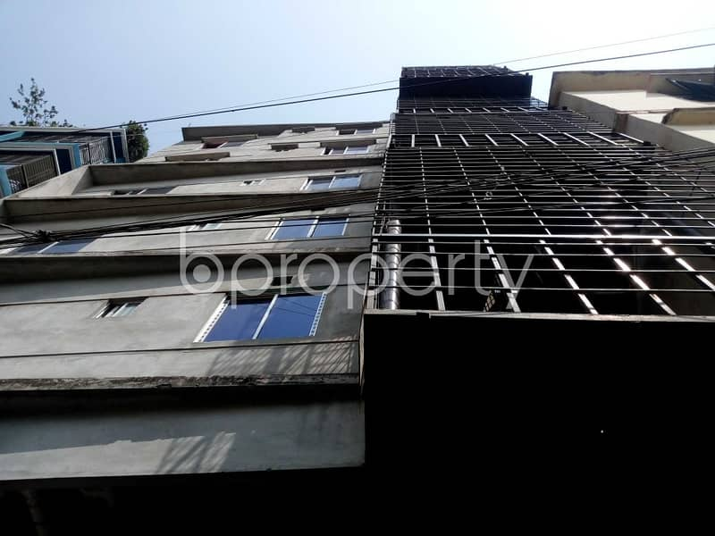 Obtain This Well Fitted Flat Of 850 Sq Ft Which Is Up For Sale In Tongi