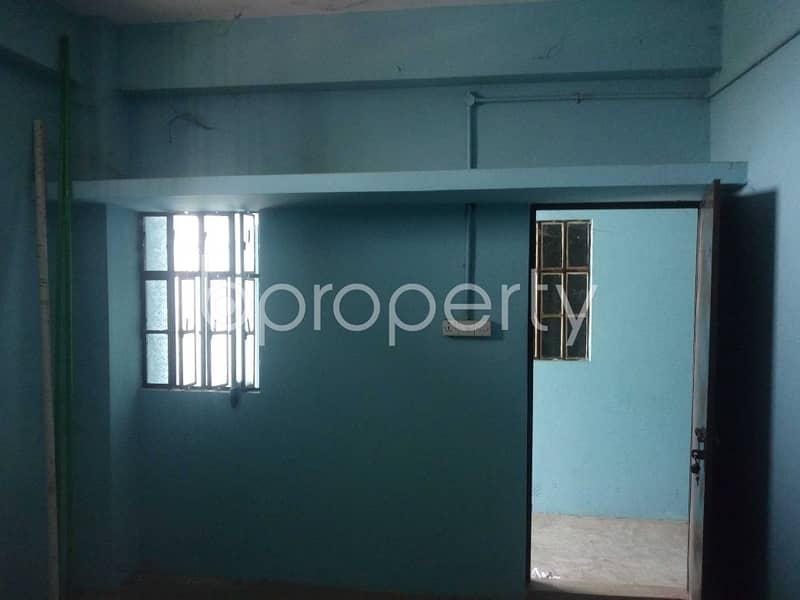 A 400 Sq Ft 1 Bedroom Flat Is Up For Rent At Kazirhat