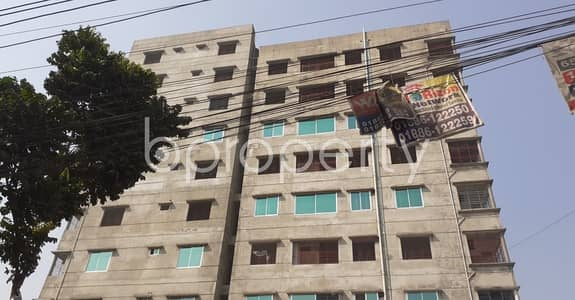 3 Bedroom Flat for Rent in Double Mooring, Chattogram - Be the occupant of this 1150 SQ FT residential home vacant for rent at 25 No. Rampur Ward