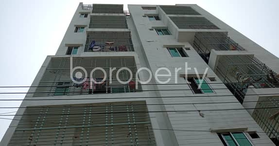 1 Bedroom Flat for Rent in Bakalia, Chattogram - Be the tenant of a 650 SQ FT residential flat waiting to get rented at 18 No. East Bakalia Ward