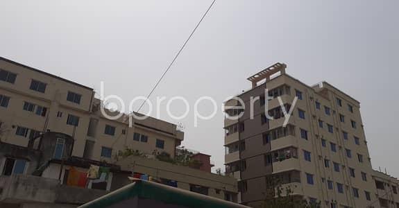 3 Bedroom Apartment for Rent in Halishahar, Chattogram - Bringing you a 1300 SQ FT home for rent, in Sabujbag