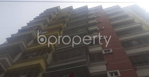 3 Bedroom Apartment for Sale in Shyampur, Dhaka - Reside Conveniently In This Well Constructed 1100 Sq. Ft Flat For Sale In Polashpur .