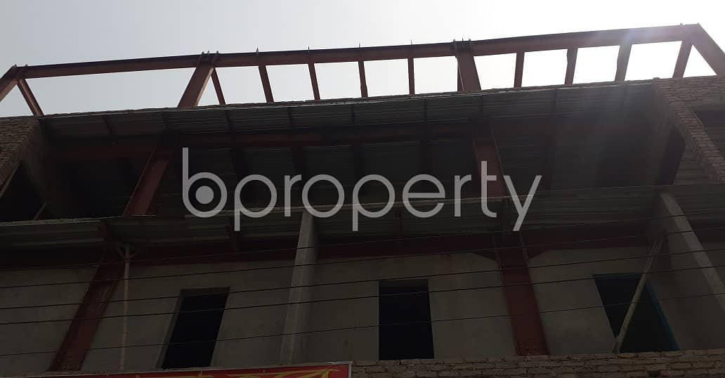 See This 350 Sq Ft Shop Space Up For Rent Located In Bashundhara R-a