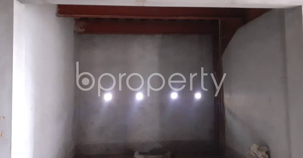 350 Square Feet Shop Space Is Available In Bashundhara R/a.