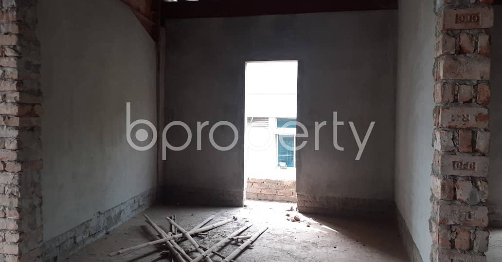 Lucrative Shop Space Of 350 Sq Ft Is Vacant For Rent In Bashundhara R-a