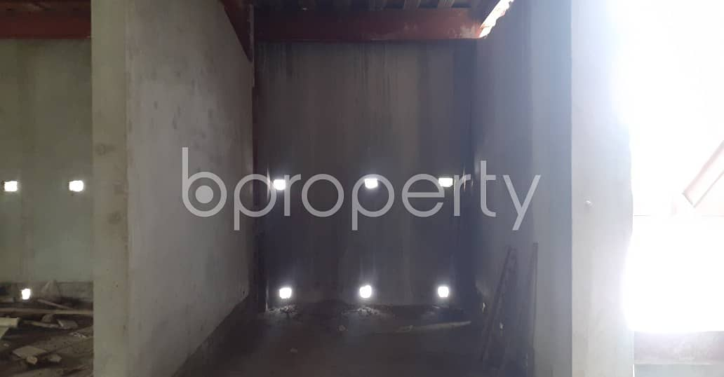 Available For Rent In Bashundhara R-a, A 350 Sq Ft Lucrative Shop Space