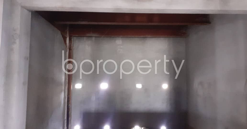 This 350 Sq Ft Shop Is Perfect For You If You Want To Rent A Commercial Space In Bashundhara R-a