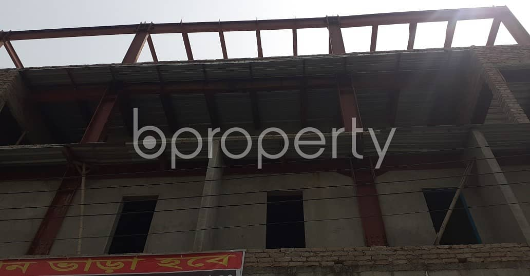 Check This 350 Sq Ft Shop Space Located In Bashundhara R-a Is Now Vacant For Rent