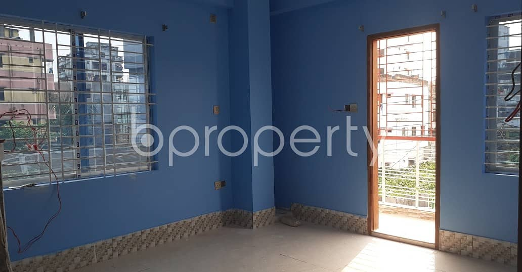 At Dakshin Khan, A 1270 Sq Ft Well Fitted Residential Property Is On Sale