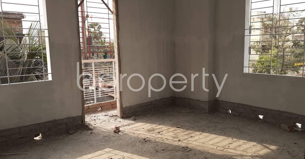 1270 Sq. Ft Apartment For Sale Next To Gawair Abbasia Madrasa .