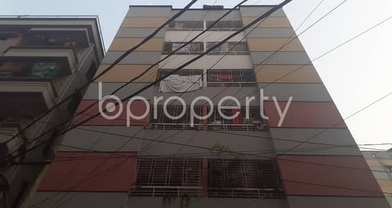 3 Bedroom Flat for Sale in Banasree, Dhaka - 1025 Sq. ft Home Which Will Fulfill Your Desired Is Now Vacant For Sale In Banasree Nearby Al-Razi Islamia Hospital (Pvt) Limited.