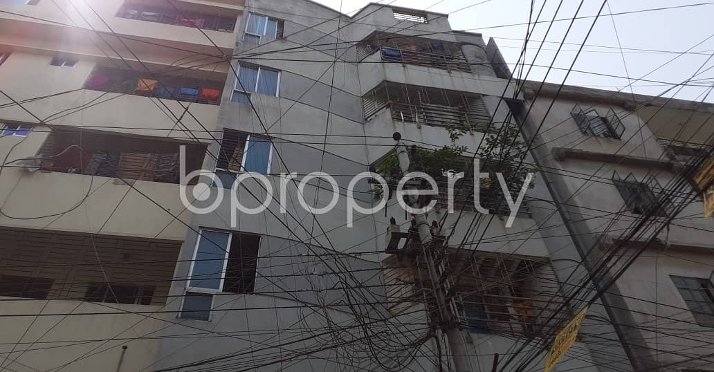Attention Home Finders! A 750 Sq. ft Flat Is Up For Sale Beside To Lalmatia Mohila College
