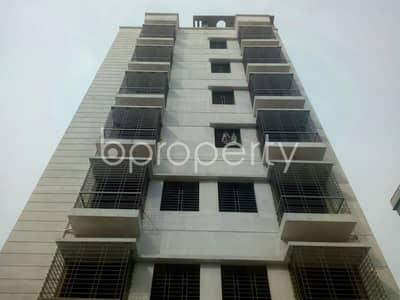 4 Bedroom Flat for Sale in Aftab Nagar, Dhaka - In This Serene Neighborhood Of Aftab Nagar A 4 Bedroom Large Flat Is Up For Sale .