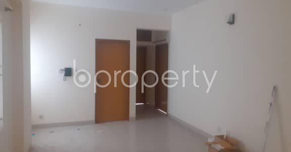 Grab This 1677 Sq Ft Beautiful Flat Is Vacant For Rent In Mohammadpur Shahjahan Road.