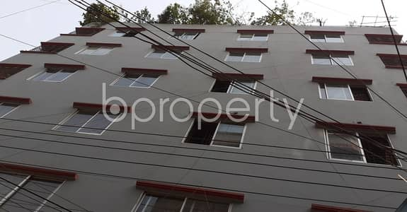 2 Bedroom Flat for Rent in Zafrabad, Dhaka - A 800 Sq Ft Well Fitted Residential Property Is On Rent In Zafrabad