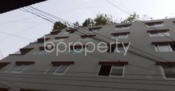 2 Bedroom Flat for Rent in Zafrabad, Dhaka - This 800 Sq. Ft. Flat Is Up For Rent Close To Pulper Kali Temple In Zafrabad